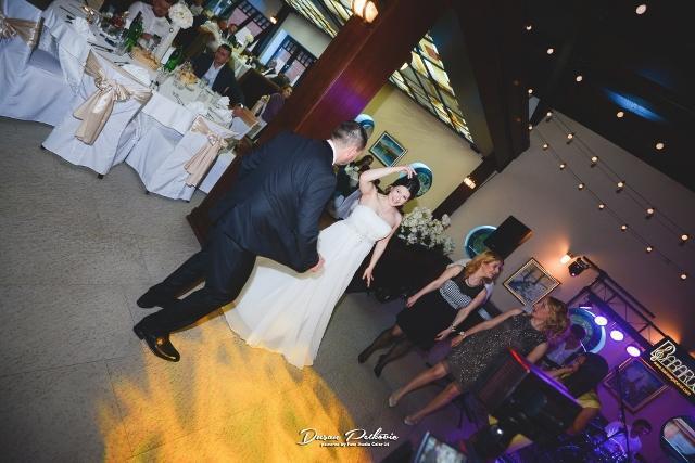 restoran alaska barka svadba mladenci