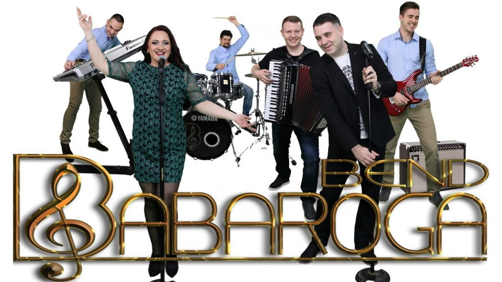 Bend za svadbe Novi Sad - Babaroga Bend - Cover slika